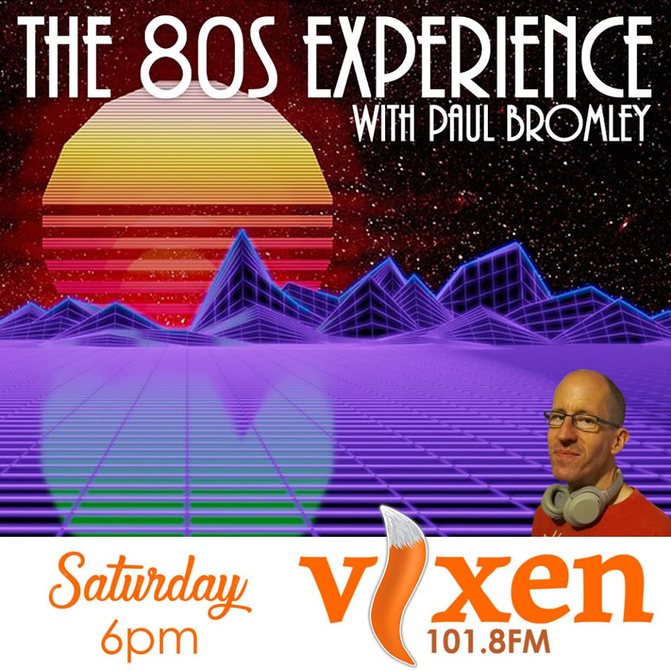 The 80s Experience promo image