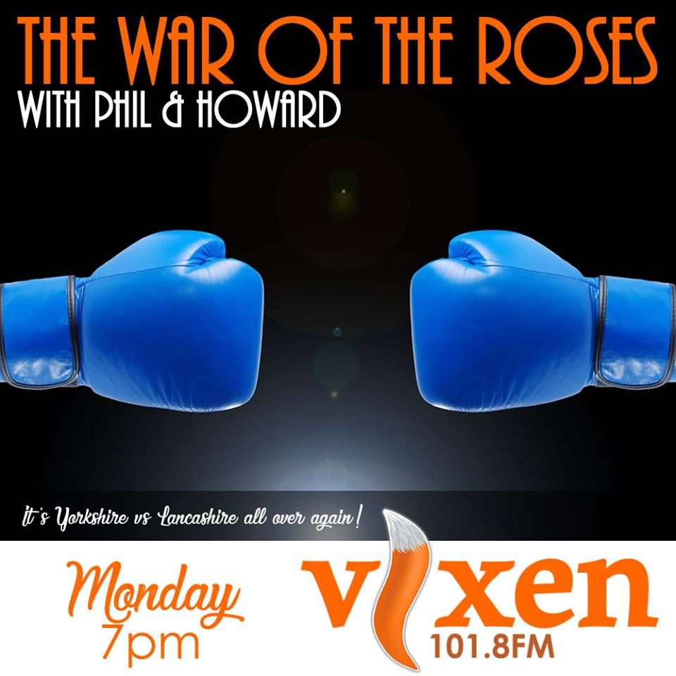 The War of the Roses promo image