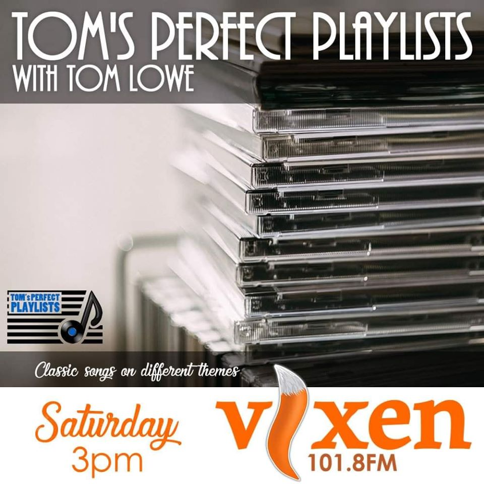 Tom's Perfect Playlists promo image
